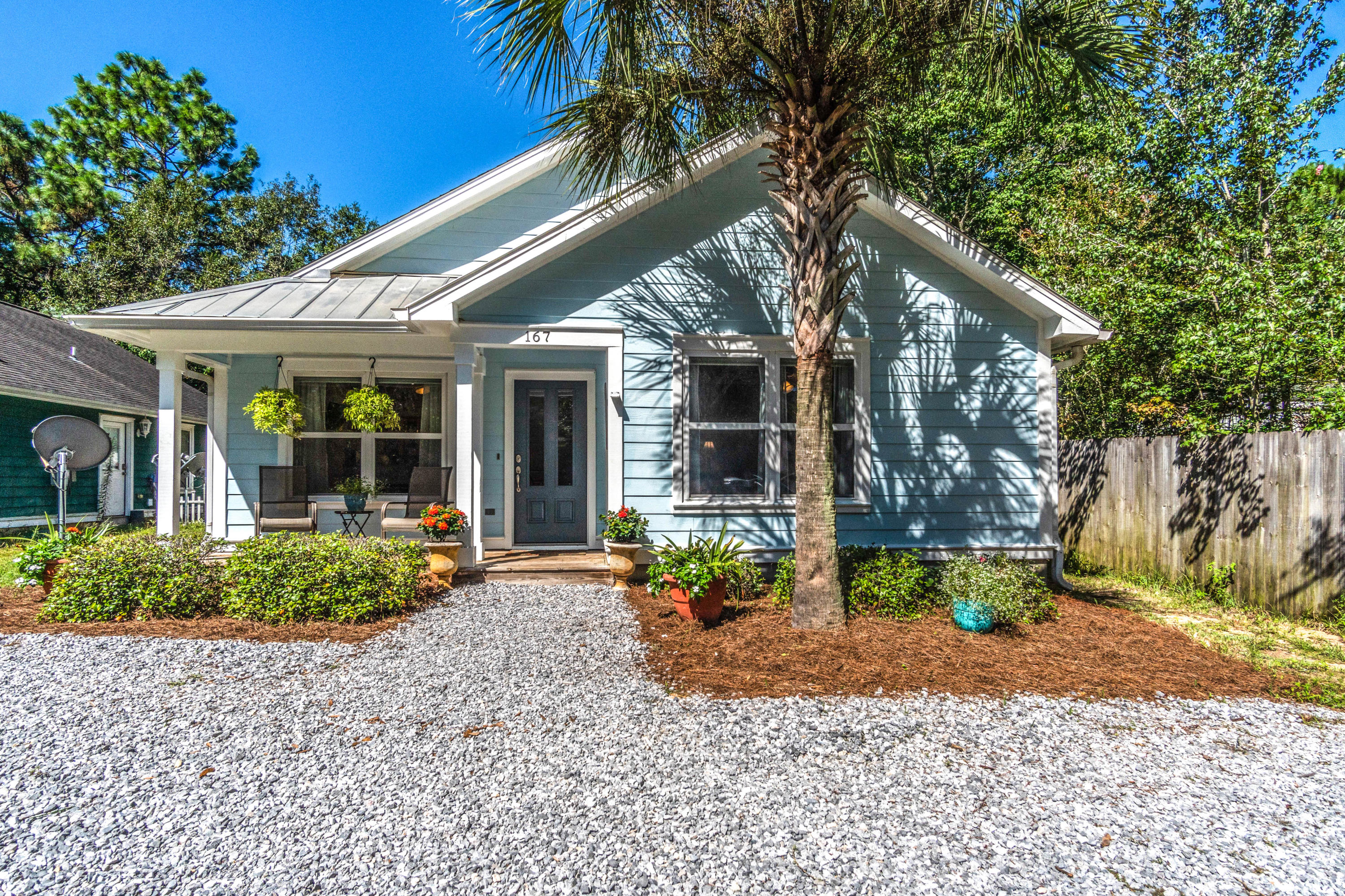 Photo of home for sale at 167 2nd, Santa Rosa Beach FL