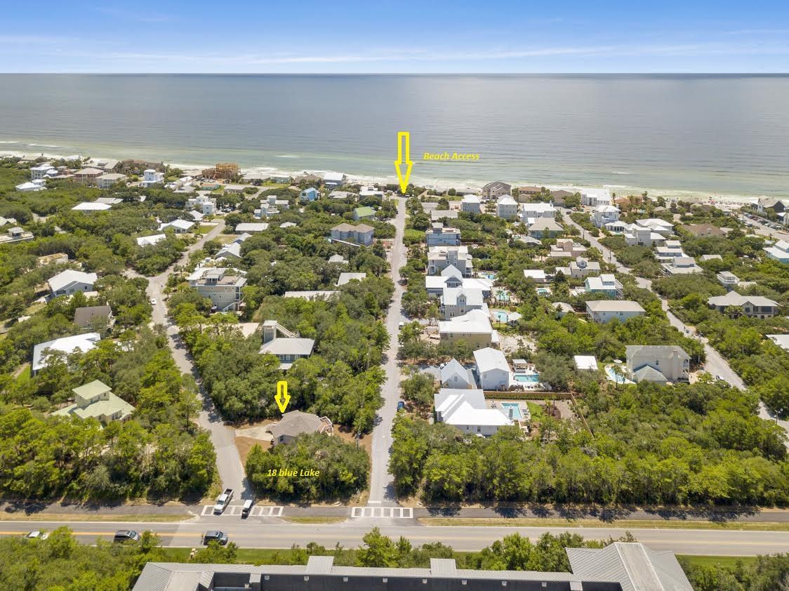 Photo of home for sale at 18 Blue Lake, Santa Rosa Beach FL