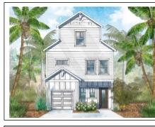 Photo of home for sale at LOT 7 Valdare Lane, Inlet Beach FL