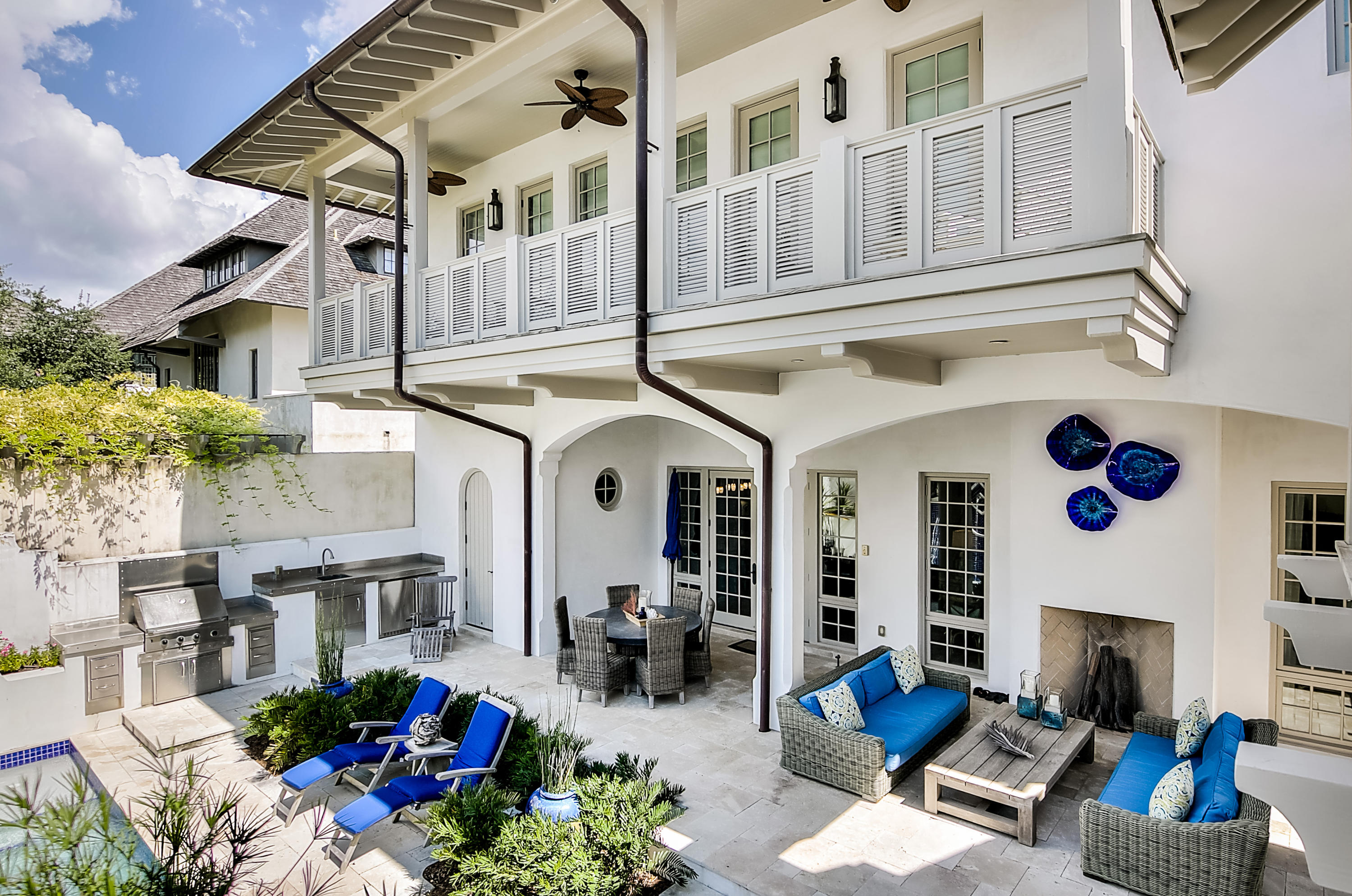Photo of home for sale at 346 Water, Rosemary Beach FL