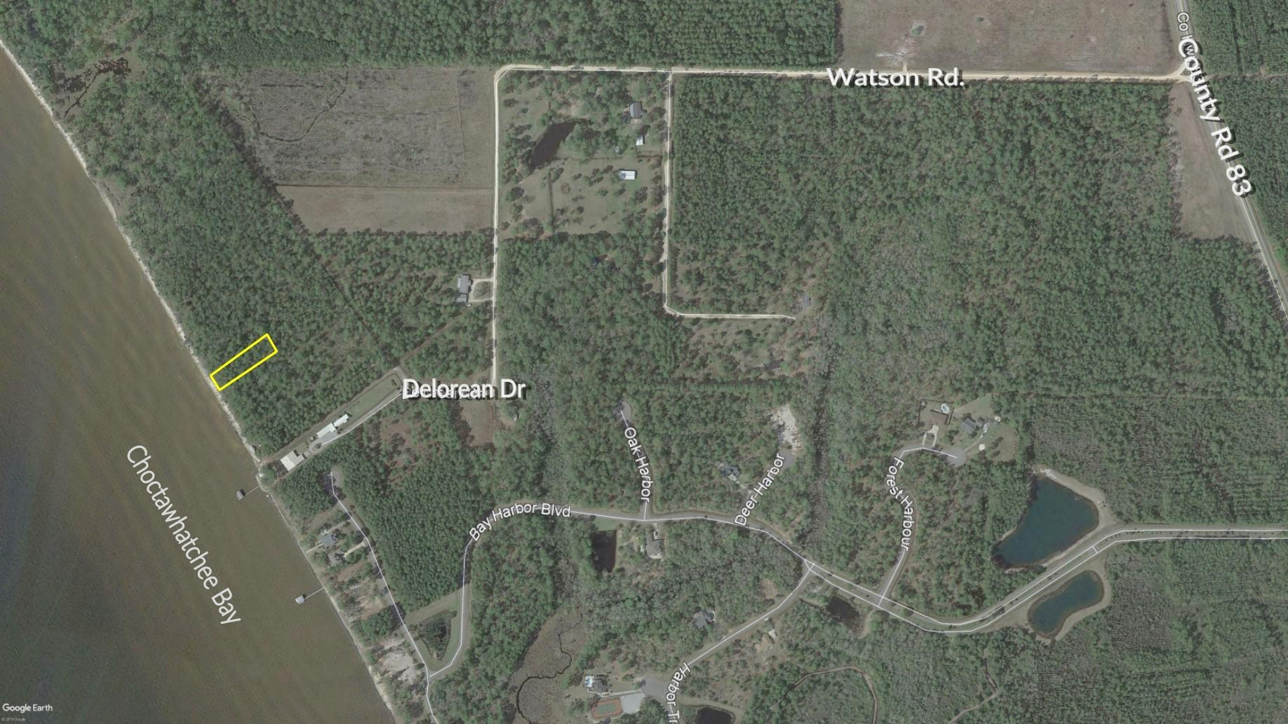 Photo of home for sale at TBD Watson, Freeport FL