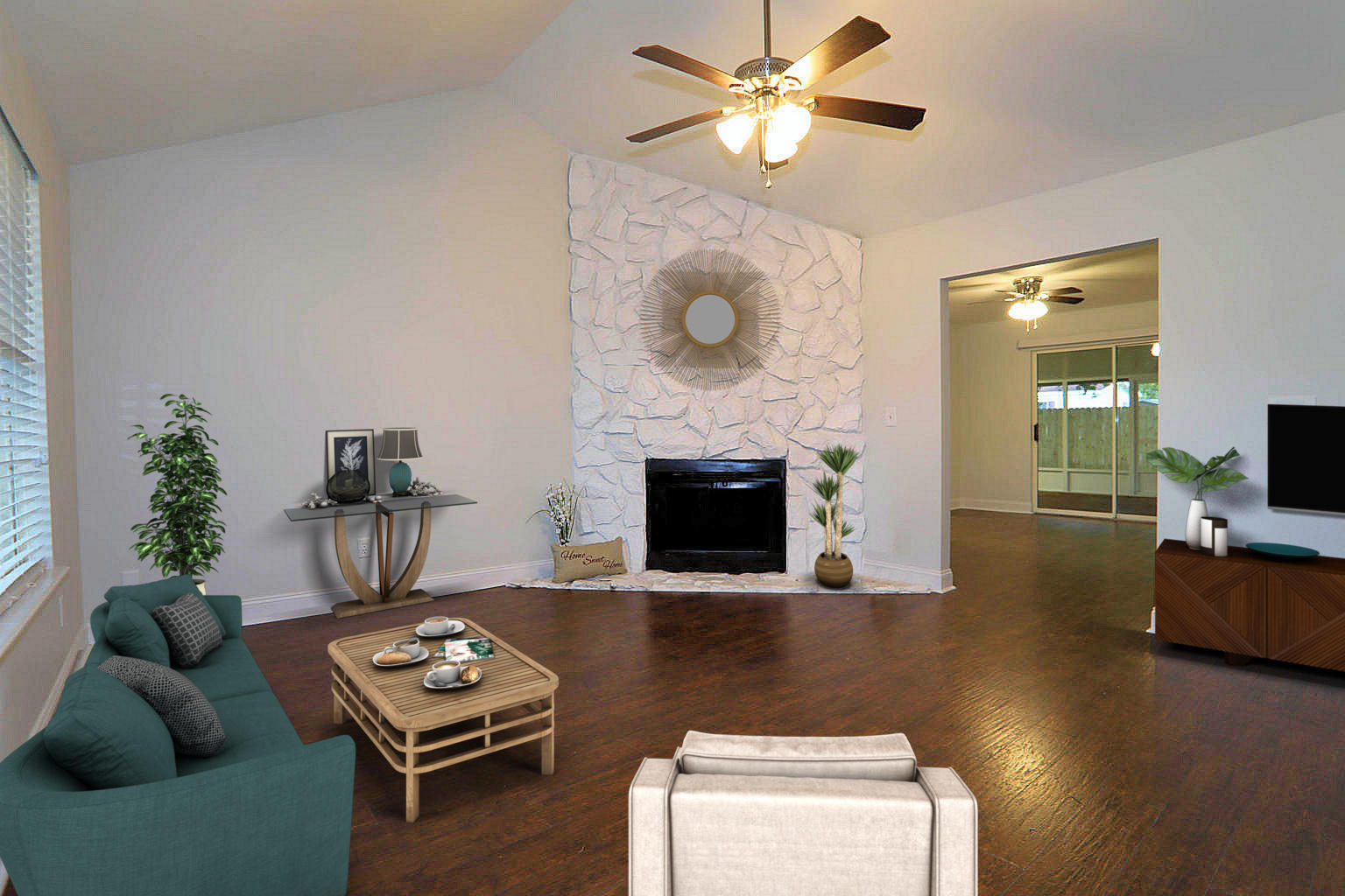 Photo of home for sale at 3584 Grand Oaks, Destin FL