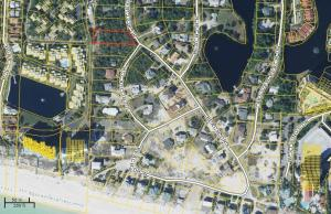 Property for sale at Lot 14 Overlook Drive Drive, Miramar Beach,  FL 32550