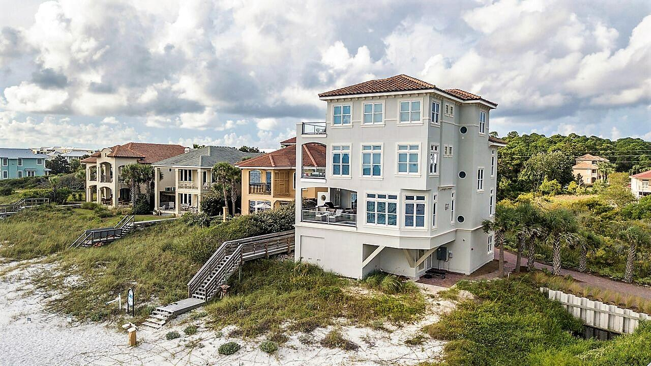 Photo of home for sale at 58 Spooky, Santa Rosa Beach FL