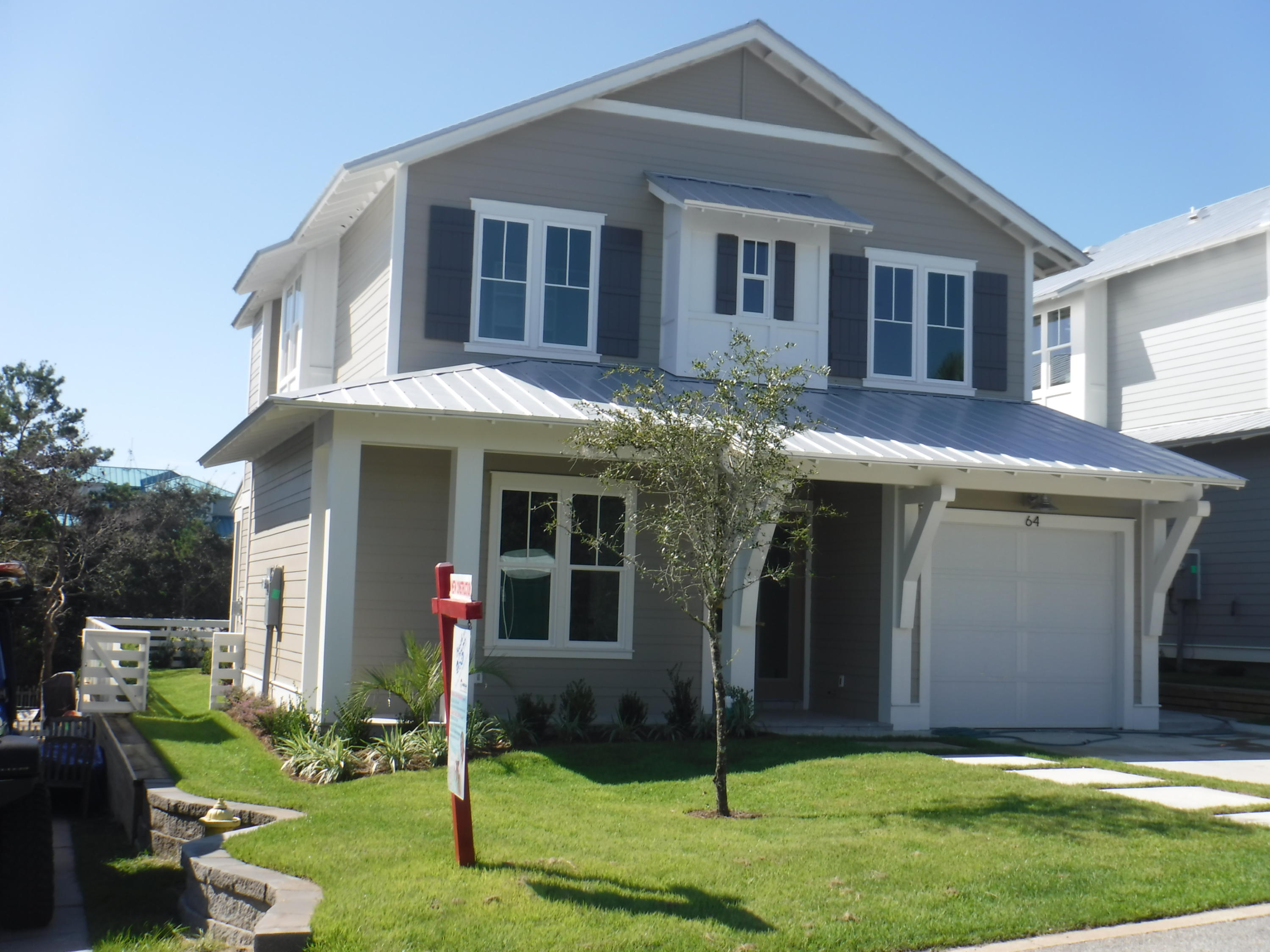 Photo of home for sale at 64 Ventana, Santa Rosa Beach FL