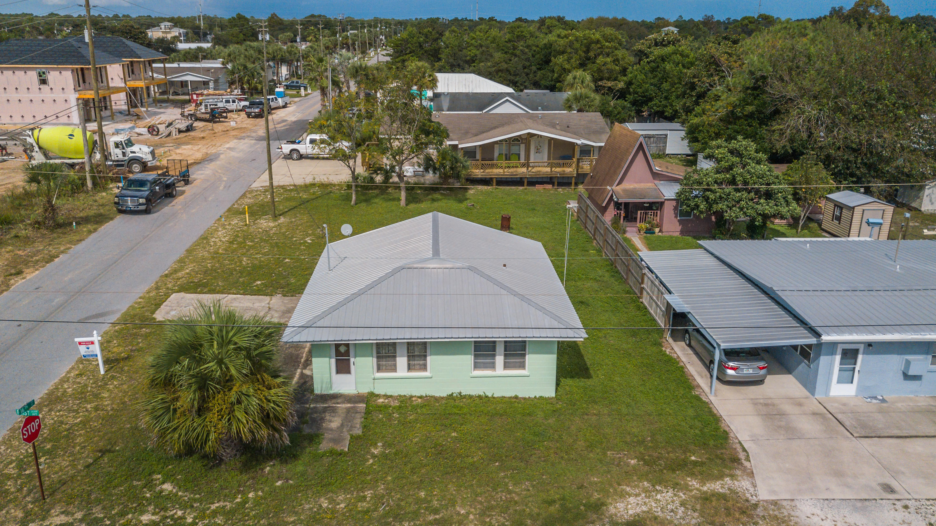 Photo of home for sale at 20214 1st, Panama City Beach FL