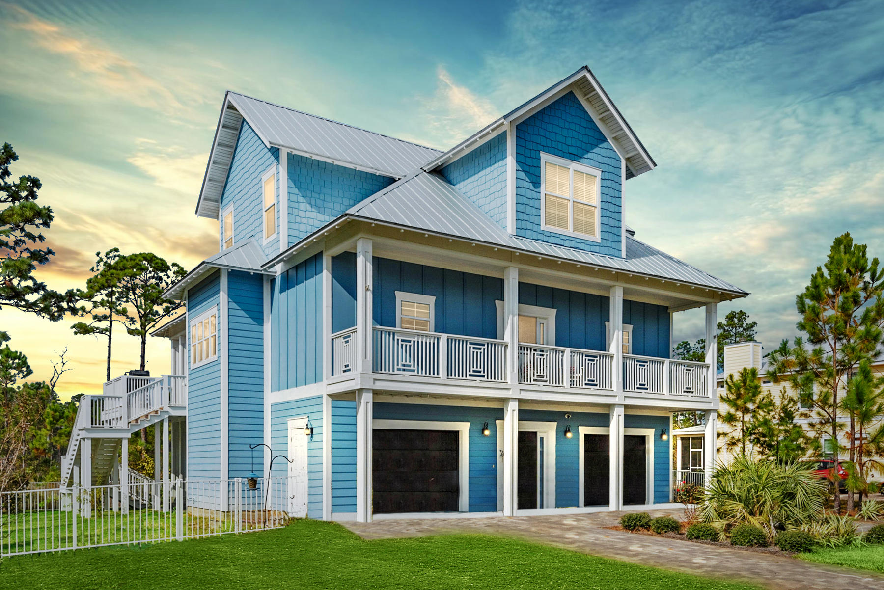 Photo of home for sale at 73 Cypress Breeze, Santa Rosa Beach FL
