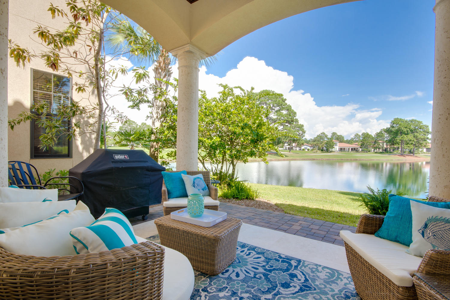 Photo of home for sale at 1908 Baytowne, Miramar Beach FL