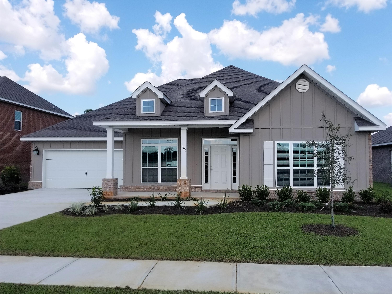 Photo of home for sale at 506 Cornelia, Freeport FL