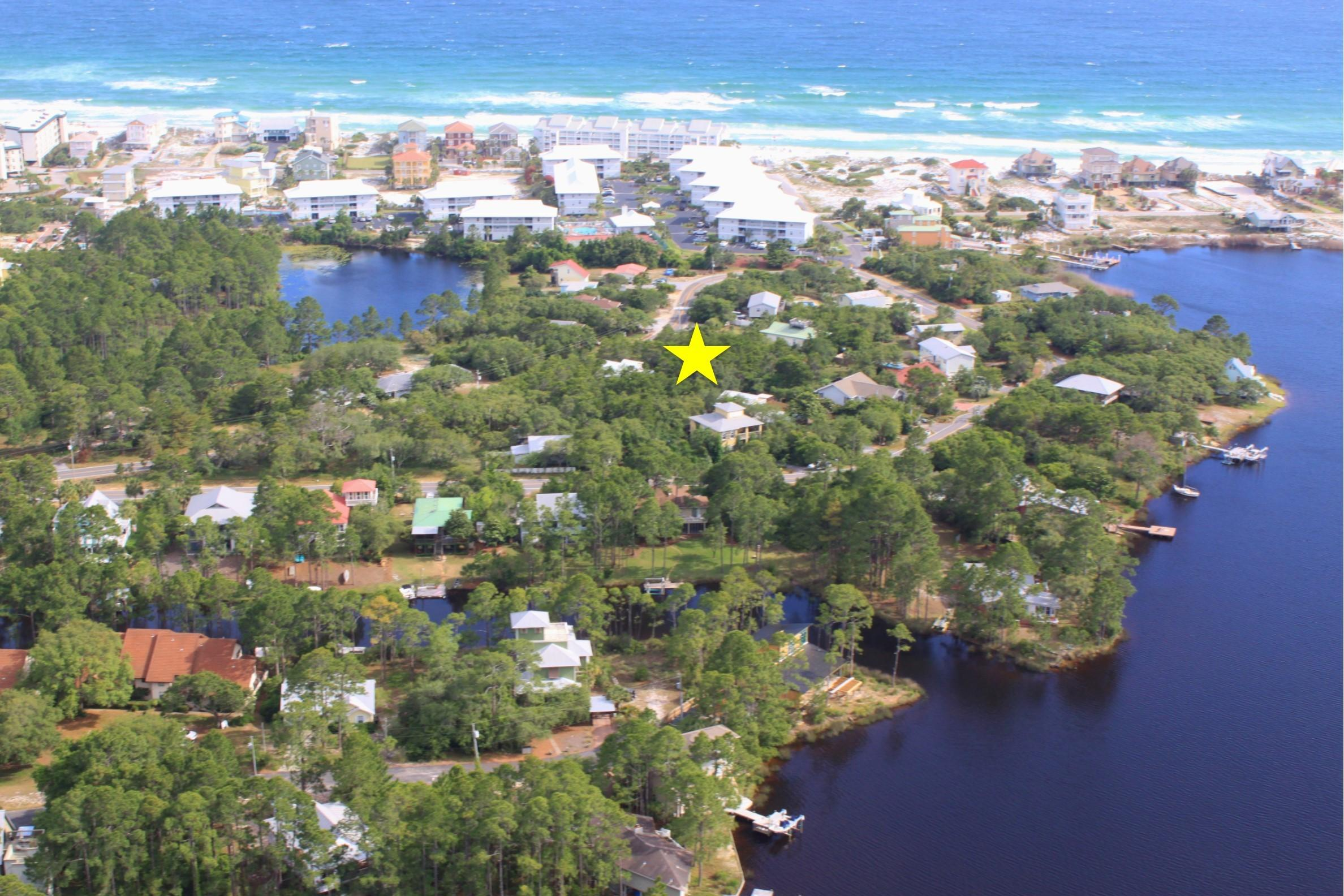 Photo of home for sale at LOT 15 Lakeview, Santa Rosa Beach FL