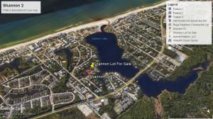 Property for sale at xxx Shannon Drive, Santa Rosa Beach,  FL 32459