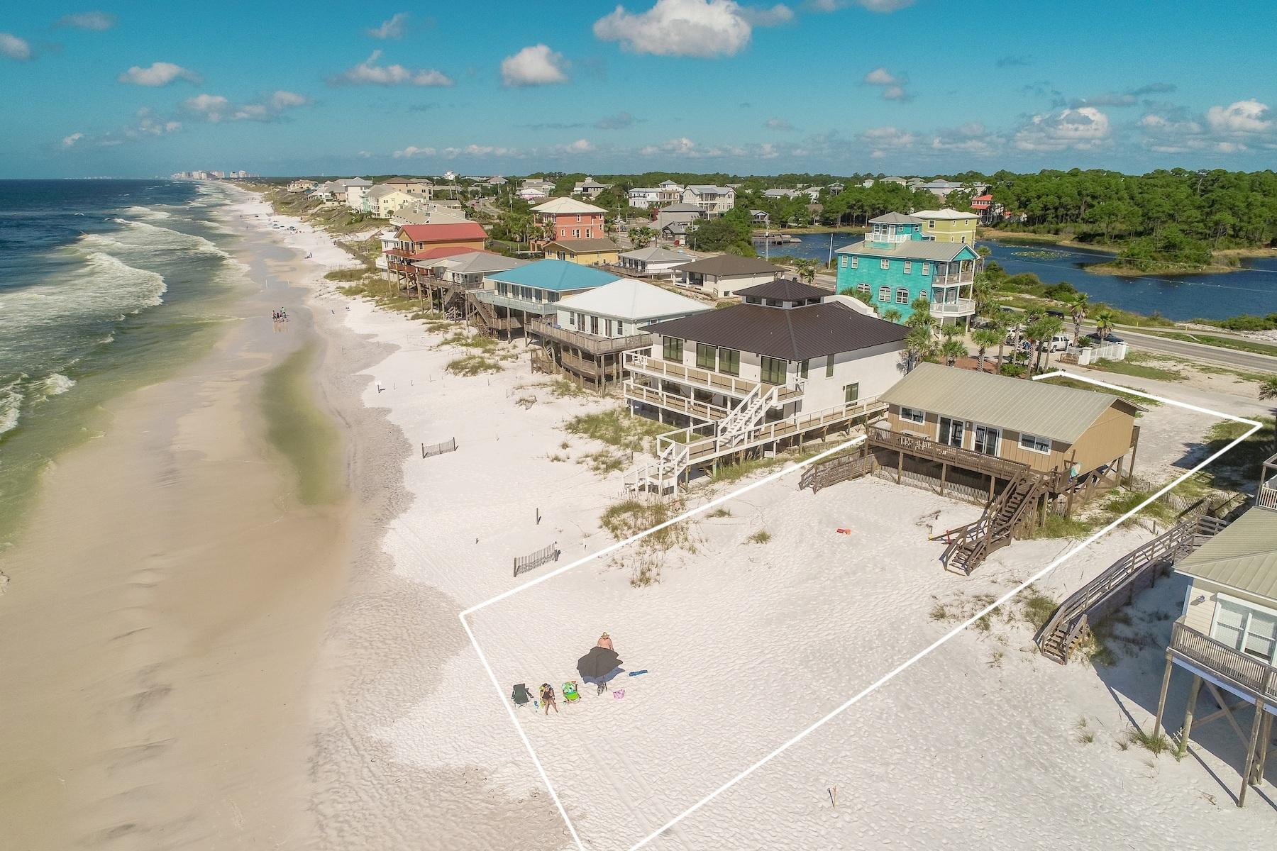 Photo of home for sale at 25 Fort Panic, Santa Rosa Beach FL