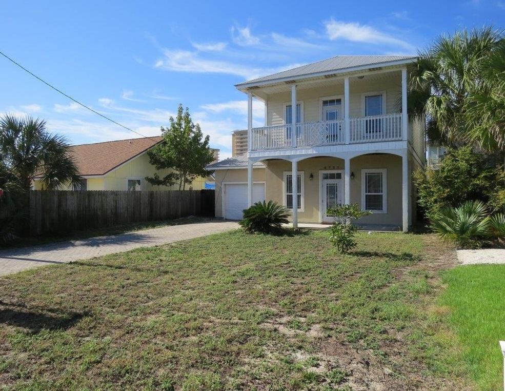 Photo of home for sale at 6723 Sunset, Panama City Beach FL