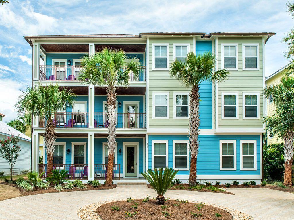 Photo of home for sale at 18 Merri, Santa Rosa Beach FL