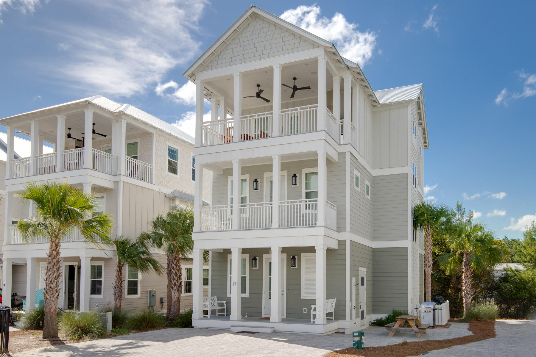 Photo of home for sale at 17 Heron, Inlet Beach FL