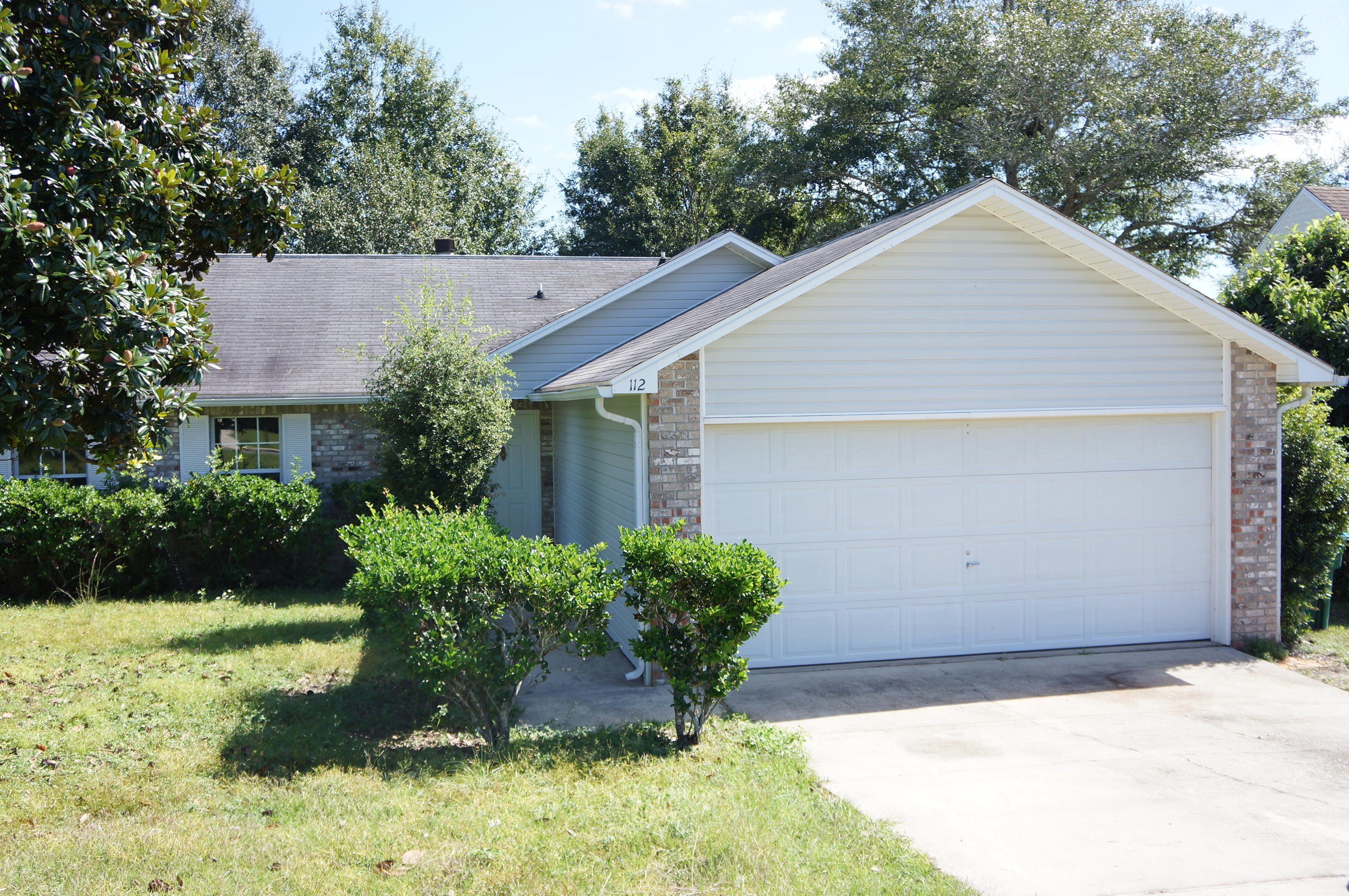 Property Photo For 112 Trenton Avenue, Crestview, FL 32539, MLS # 809263