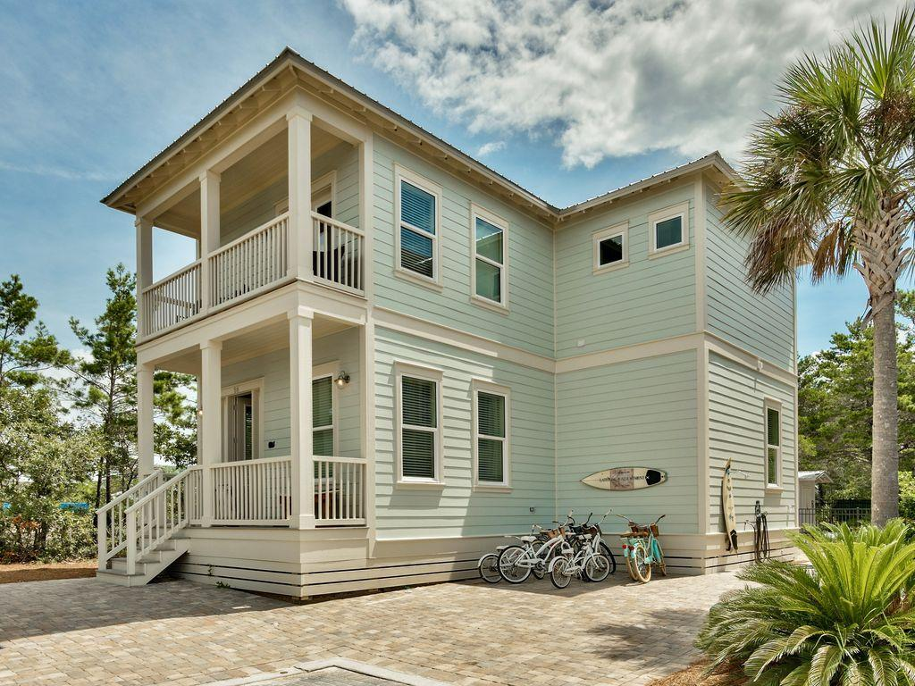 Photo of home for sale at 56 Abbey, Santa Rosa Beach FL