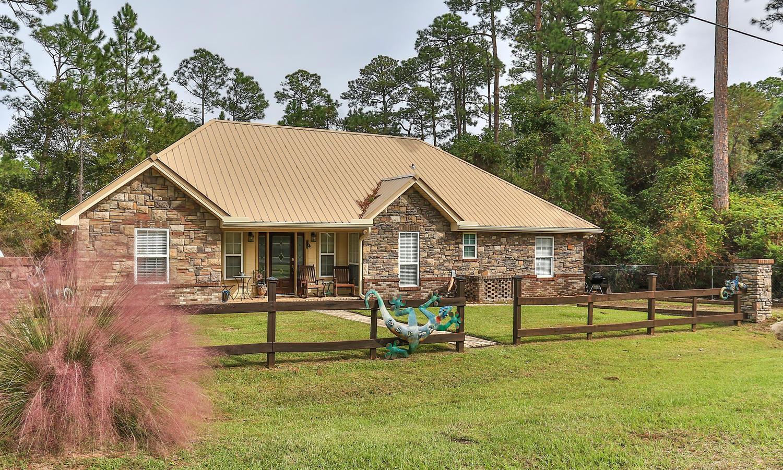 Photo of home for sale at 184 Virgo, Santa Rosa Beach FL