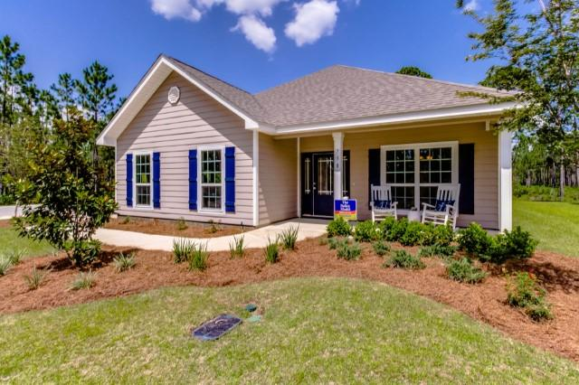 Photo of home for sale at 730 Alderberry, Santa Rosa Beach FL