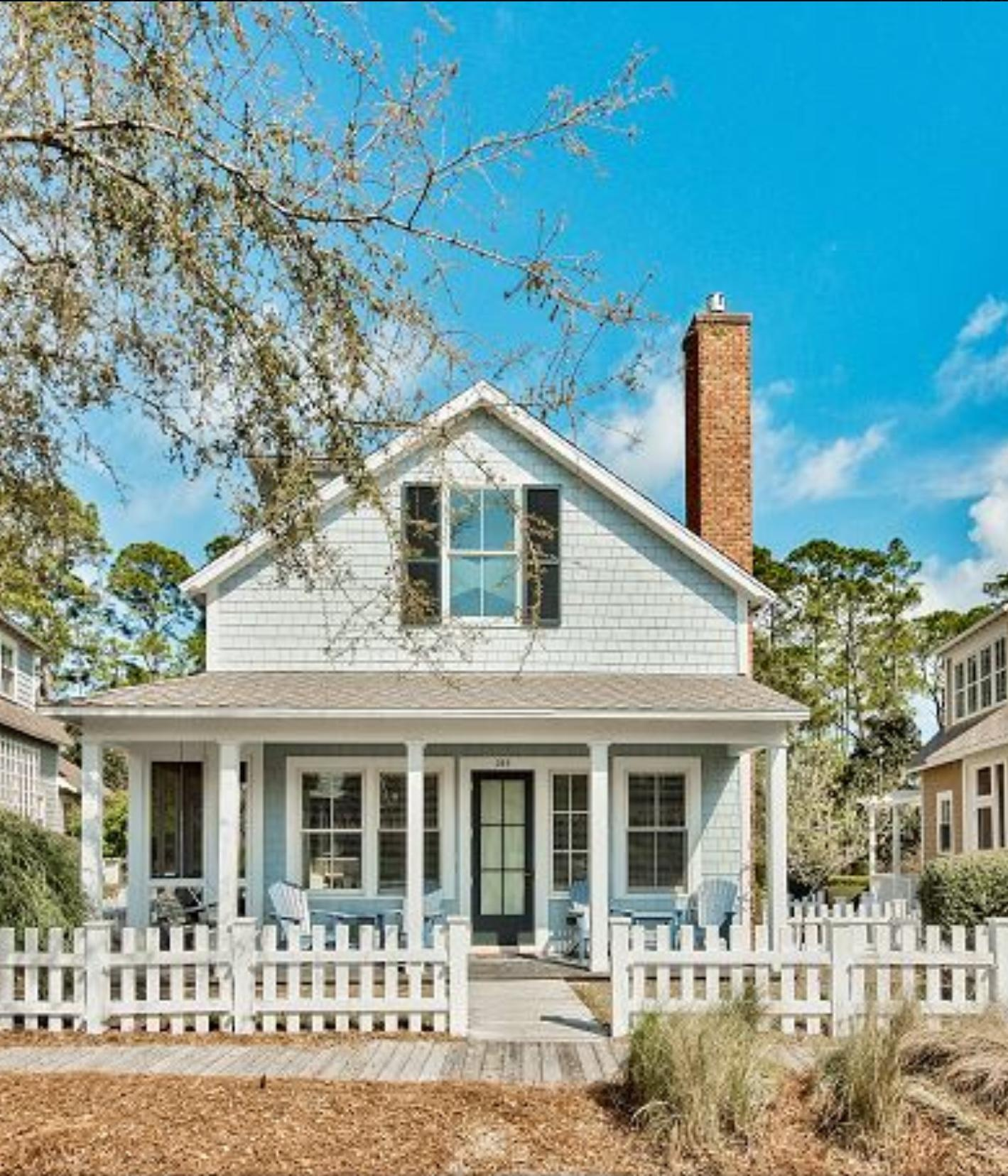Photo of home for sale at 265 Salt Box Lane, Watersound FL