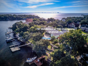 Property for sale at 787 Blvd Of The Champions, Shalimar,  FL 32579