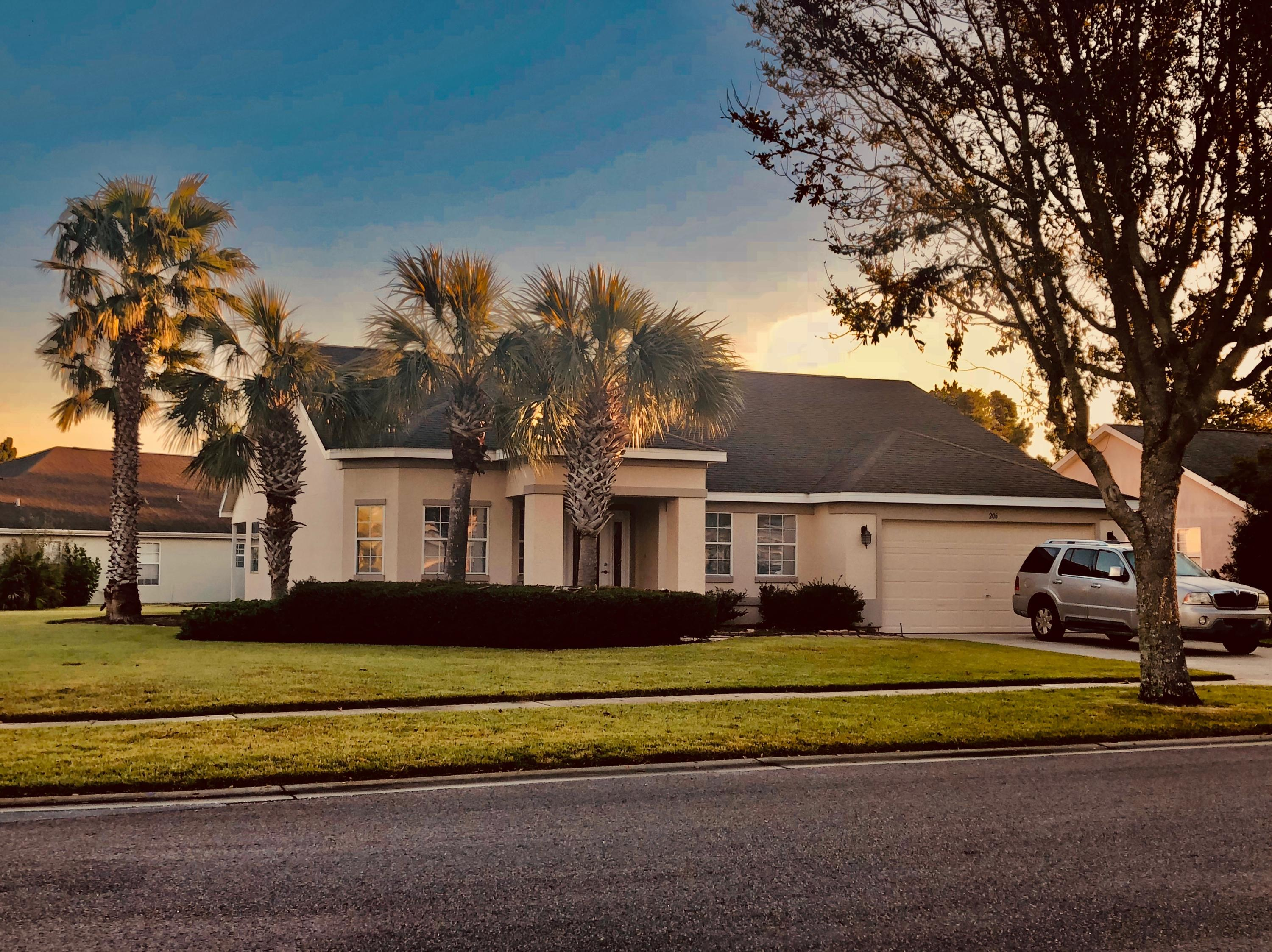 Photo of home for sale at 206 Covington, Panama City Beach FL