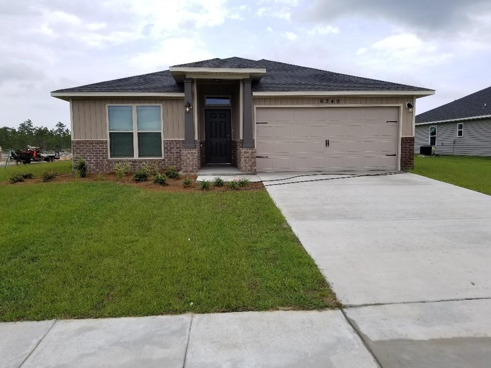 Photo of home for sale at 6294 Post Oak, Gulf Breeze FL