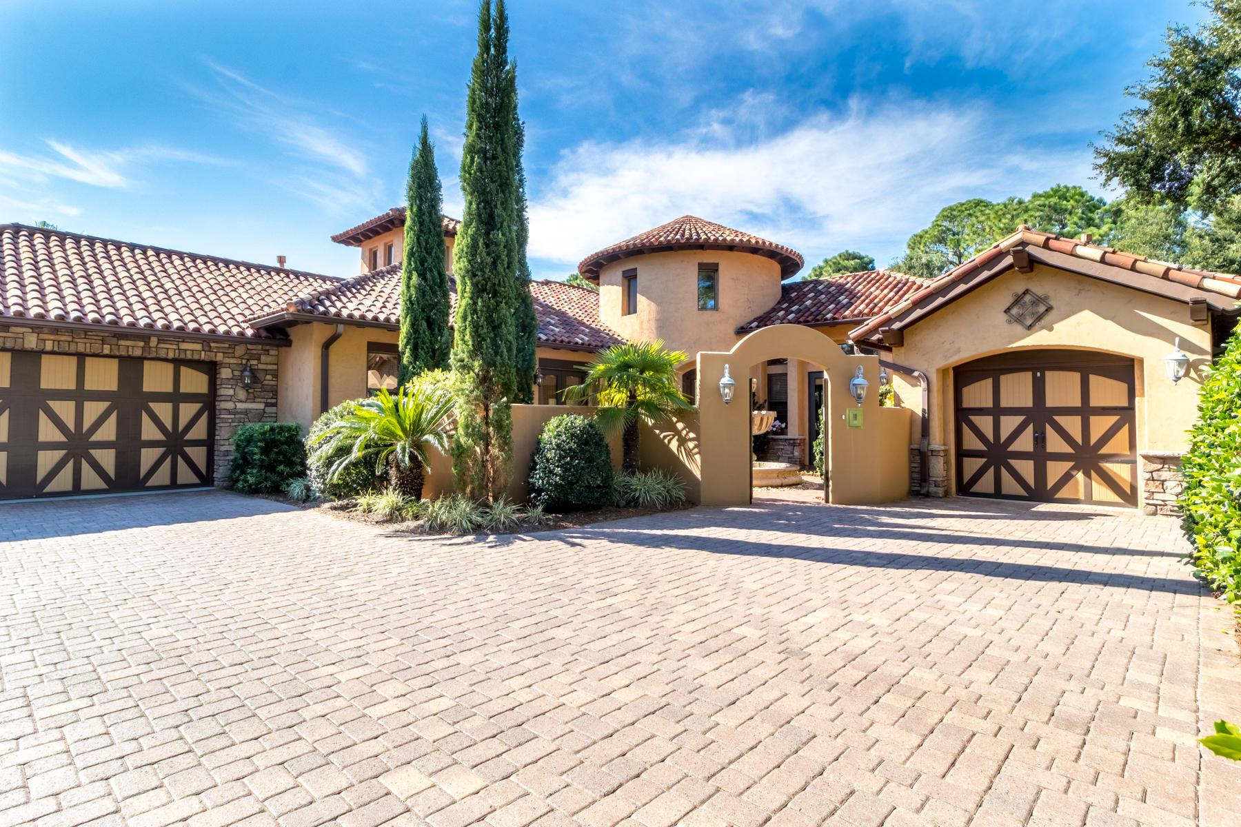 Photo of home for sale at 3592 Preserve, Miramar Beach FL