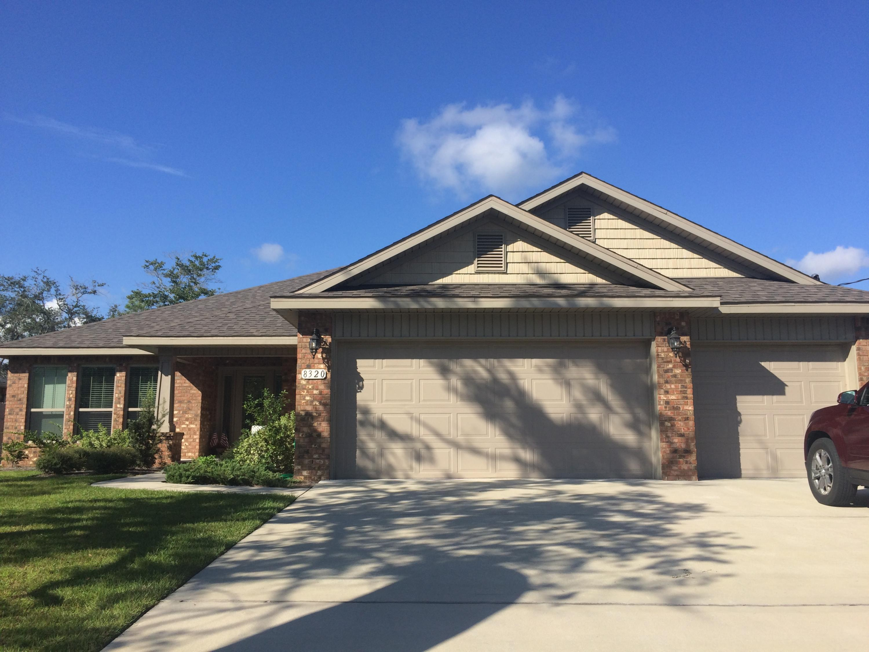 Photo of home for sale at 8320 Randall, Navarre FL