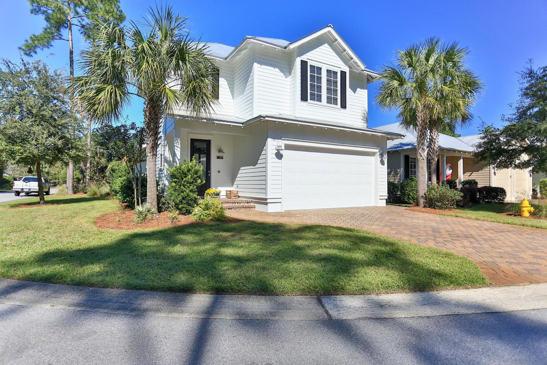 Photo of home for sale at 357 Carson Oaks, Santa Rosa Beach FL