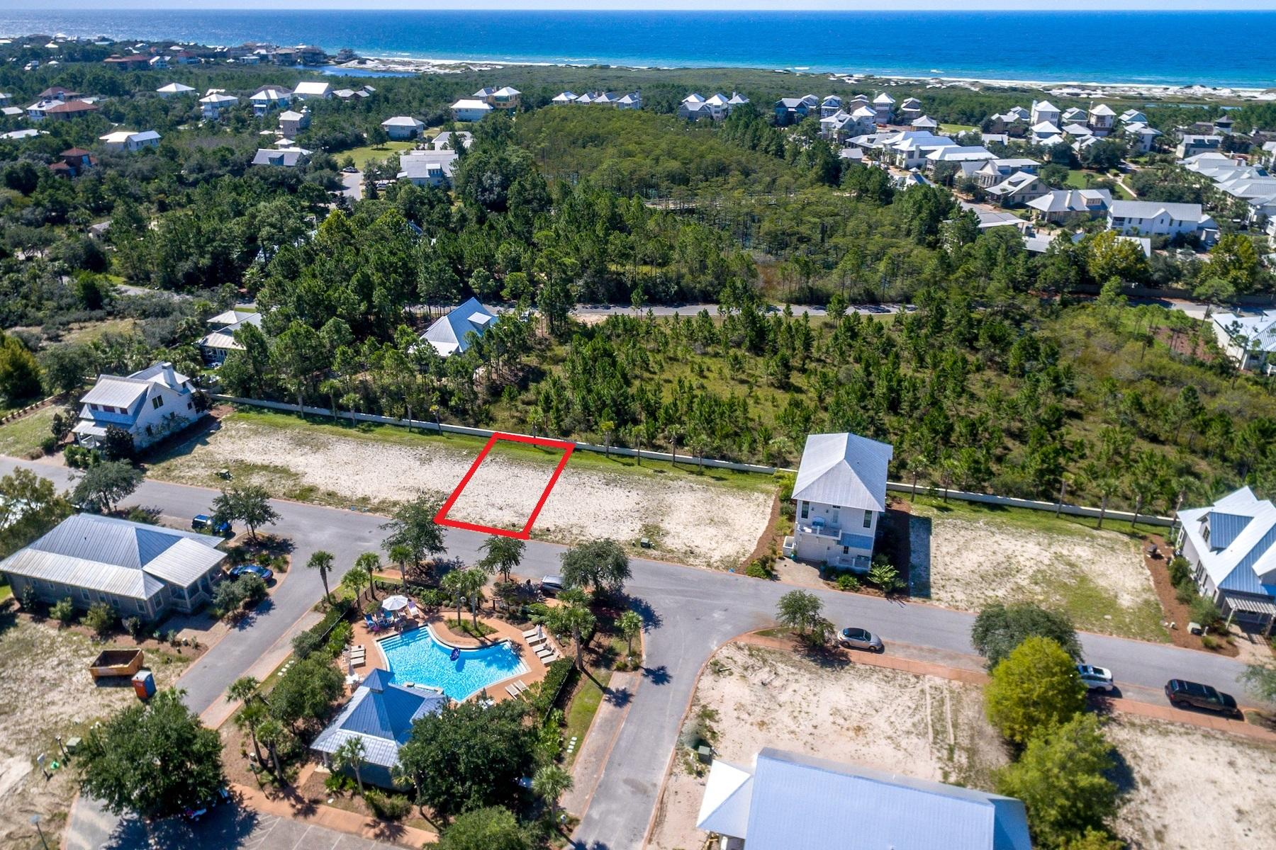 Photo of home for sale at Lot 6B Cypress, Santa Rosa Beach FL