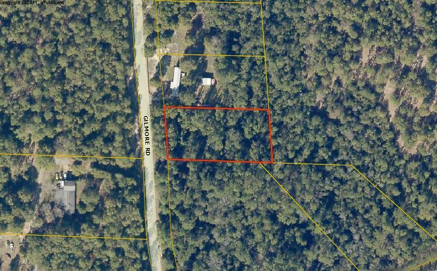 Photo of home for sale at 1 ac Gilmore, Holt FL