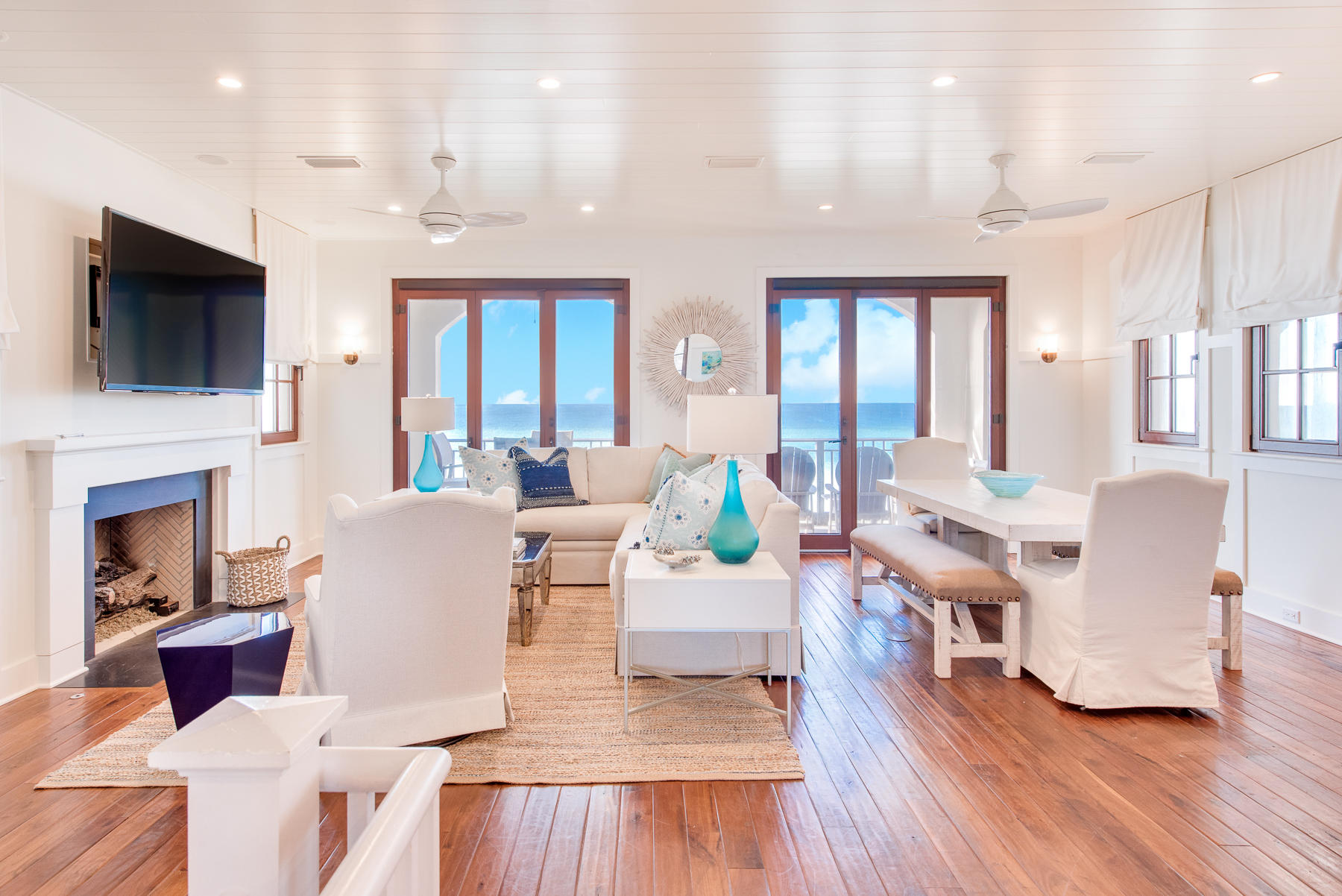 Photo of home for sale at 2 Spanish Town, Rosemary Beach FL