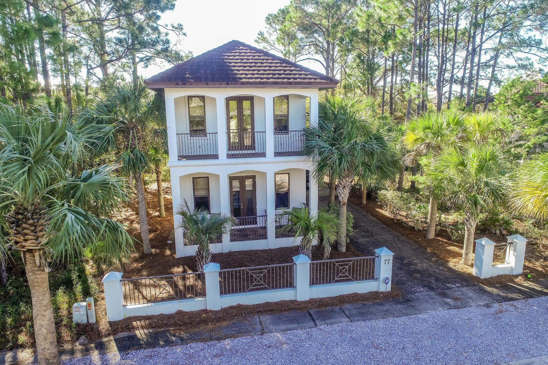 Photo of home for sale at 77 White Cliffs, Santa Rosa Beach FL