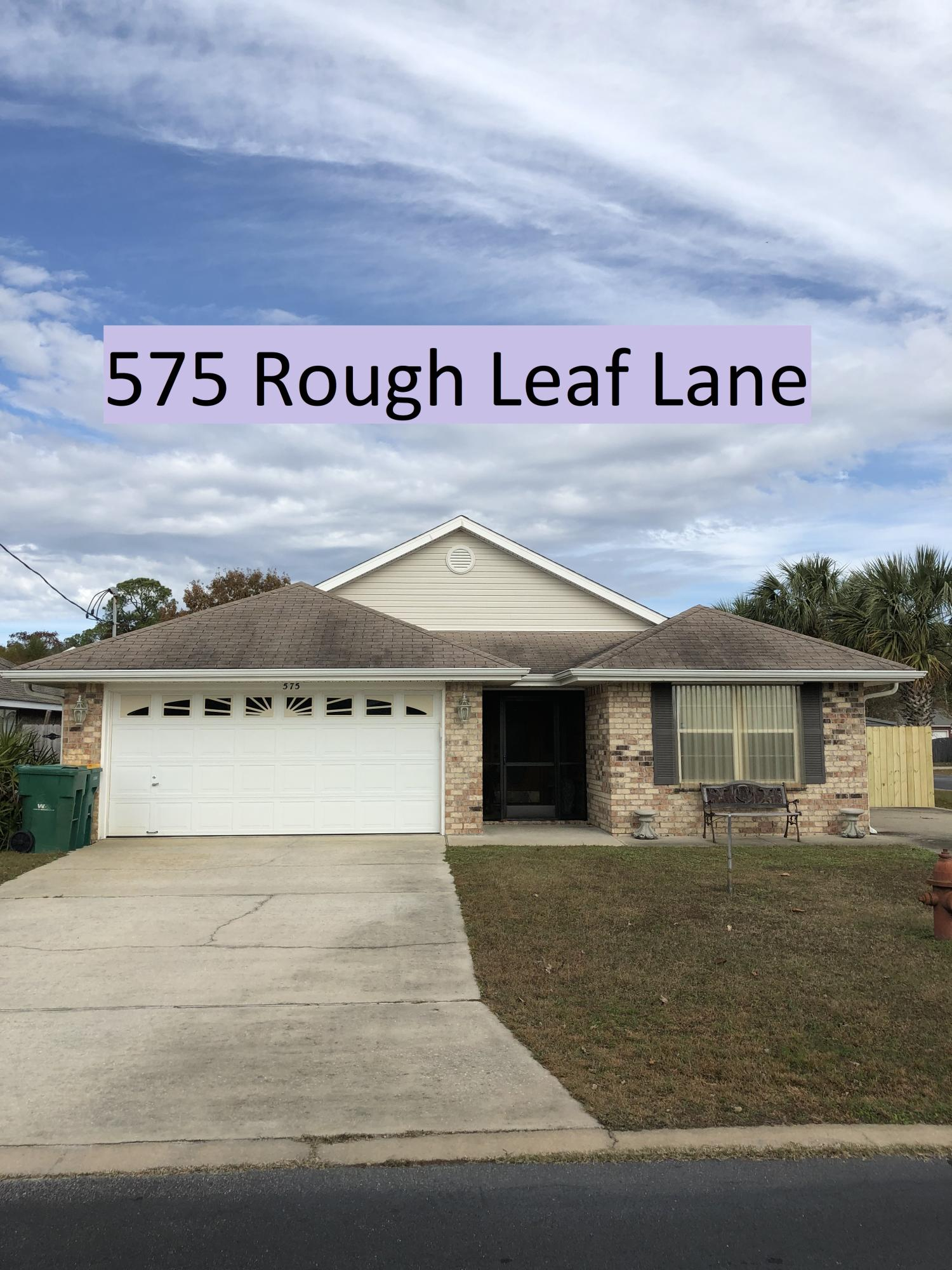 Photo of home for sale at 575 Rough Leaf, Mary Esther FL