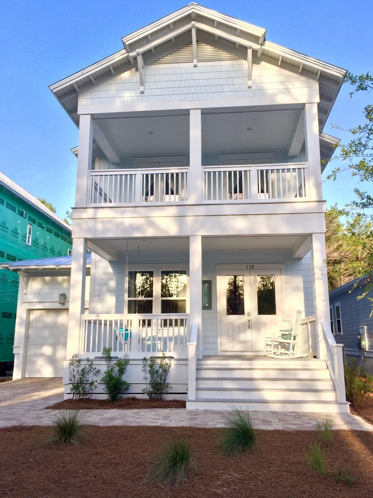 Photo of home for sale at 138 Emerald Beach, Santa Rosa Beach FL