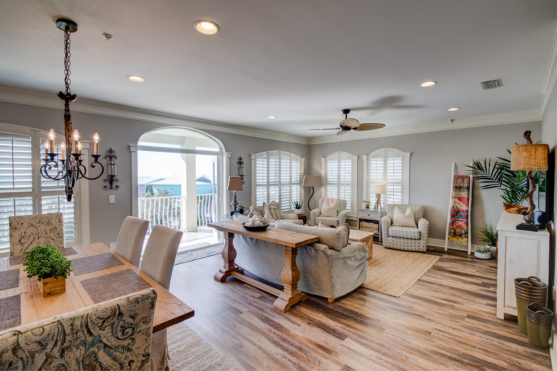 Photo of home for sale at 4341 Co Highway 30-A, Santa Rosa Beach FL