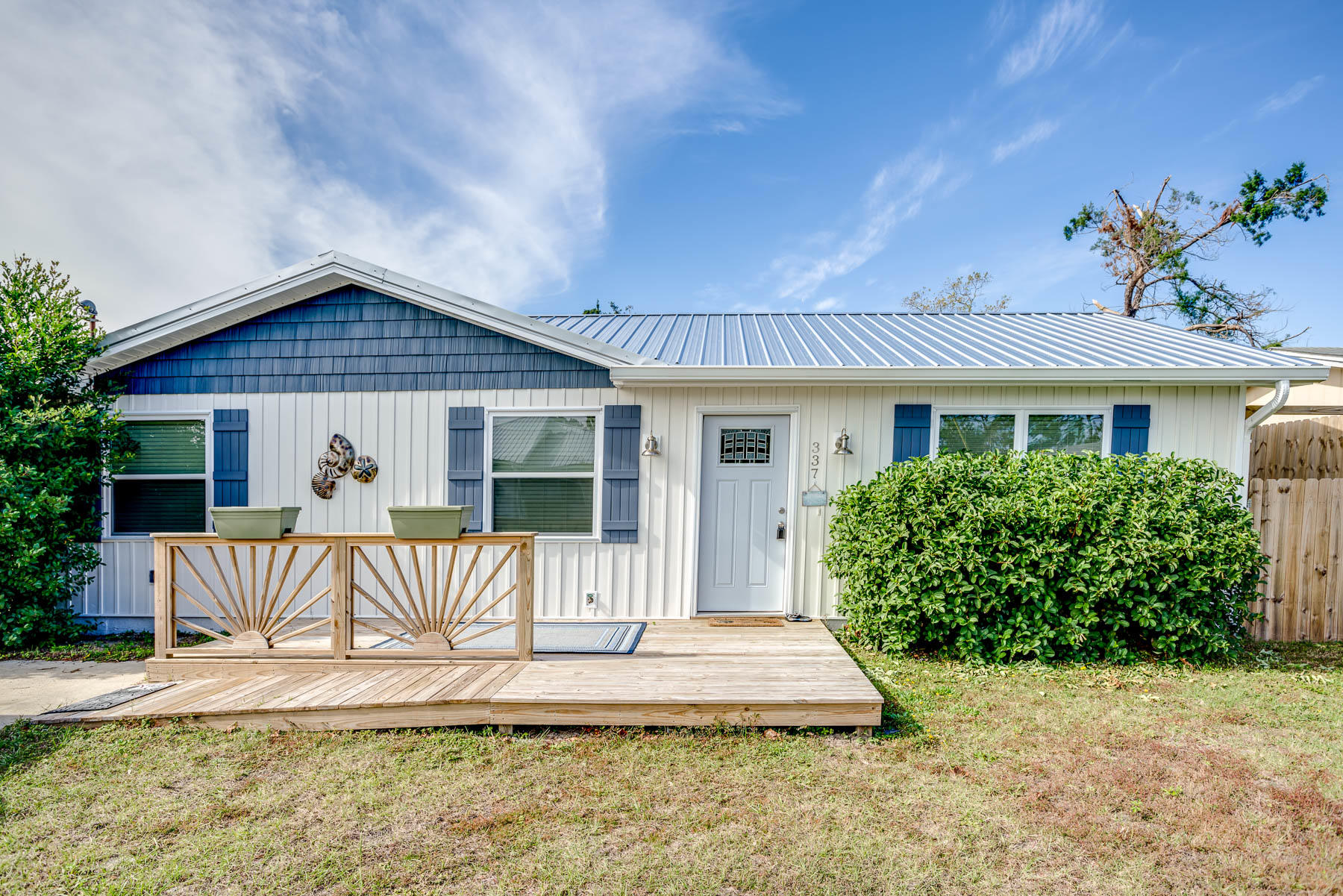 Photo of home for sale at 337 Gardenia, Panama City Beach FL