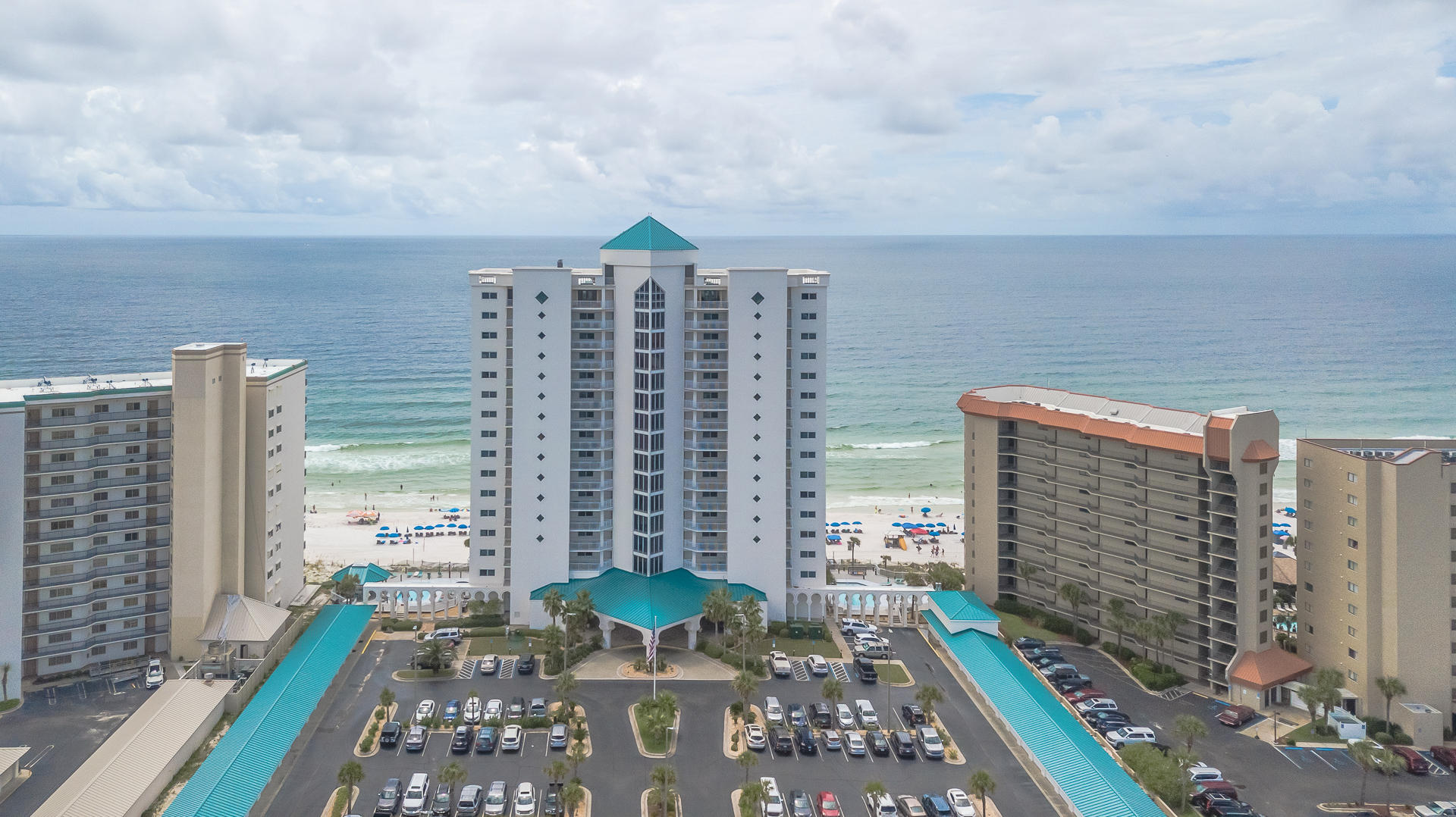 Photo of home for sale at 6415 Thomas, Panama City Beach FL
