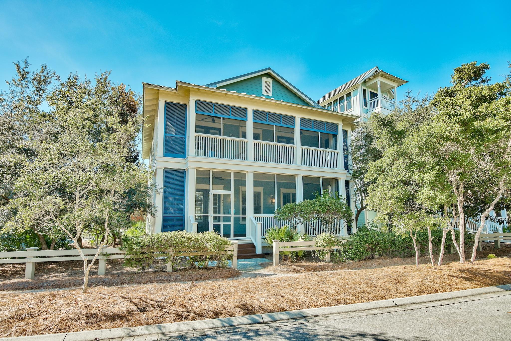 Photo of home for sale at 446 Western Lake, Santa Rosa Beach FL