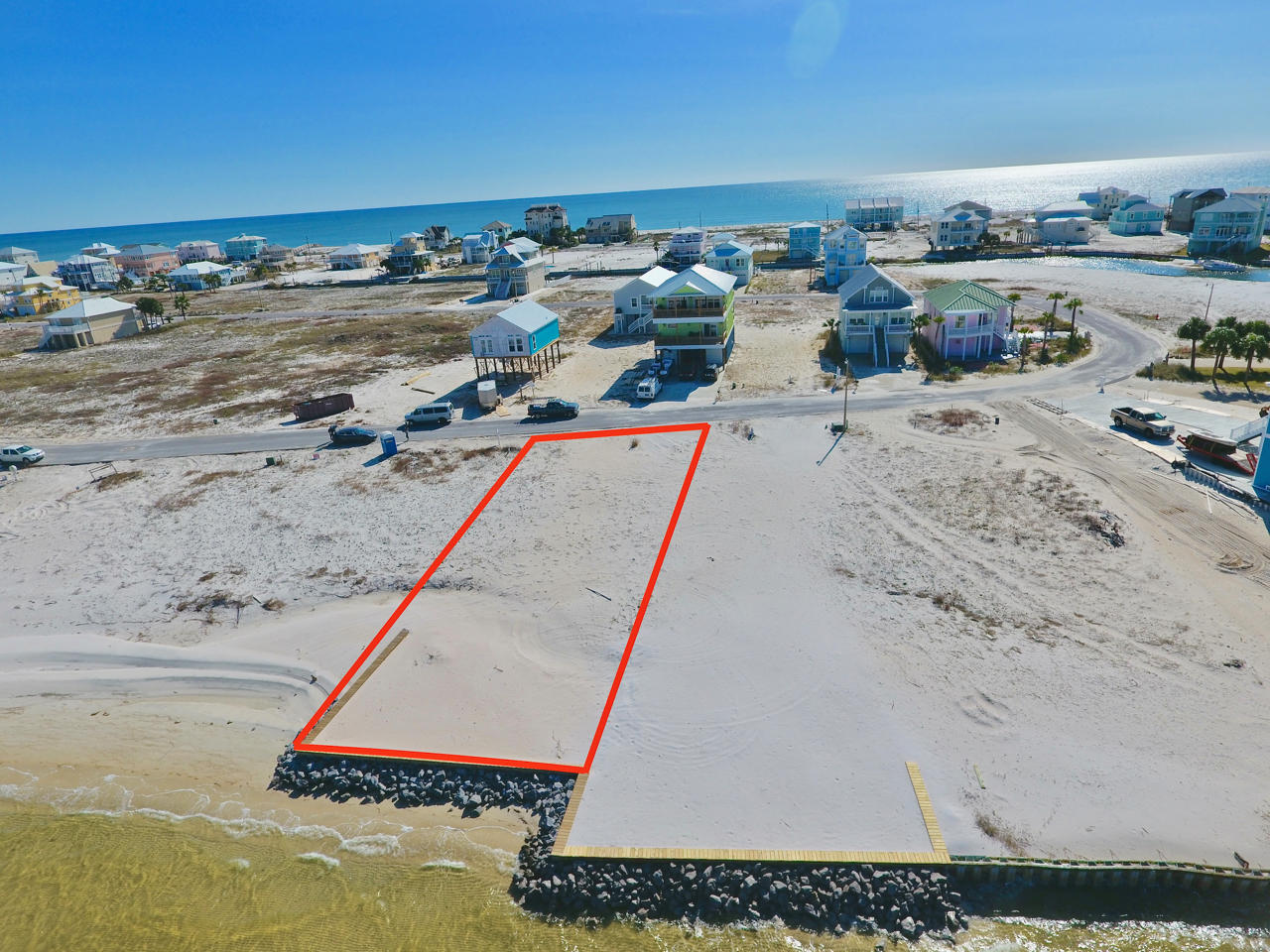 Photo of home for sale at Lot 17 Grand Navarre, Navarre FL