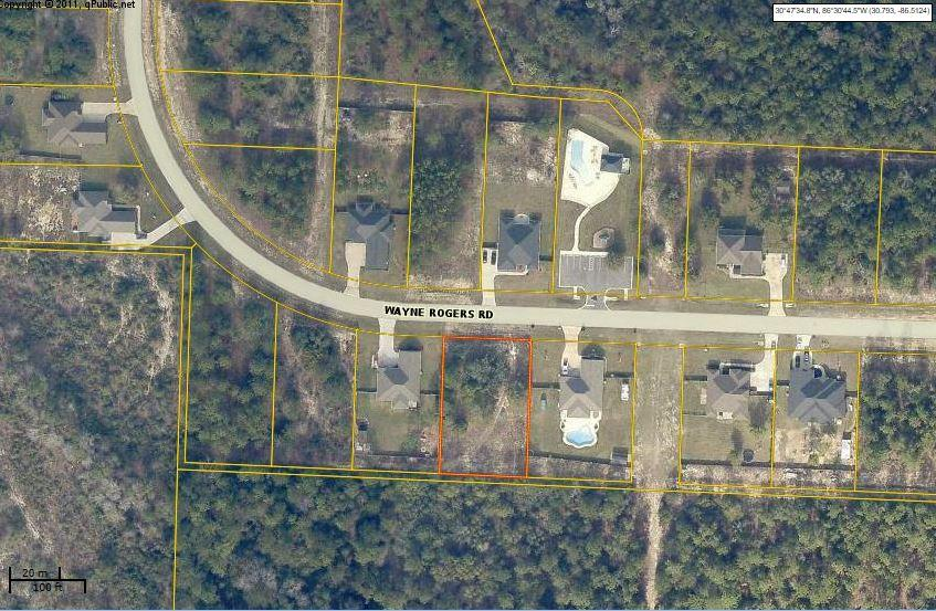 Photo of home for sale at Lot C4 Wayne Rogers, Crestview FL