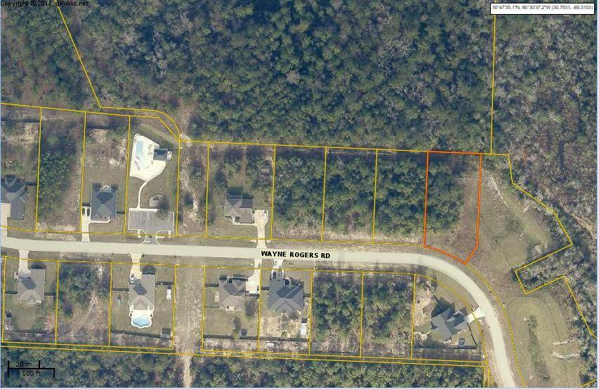 Photo of home for sale at Lot D5 Wayne Rogers, Crestview FL