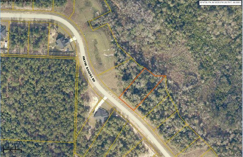 Photo of home for sale at Lot F2 Wayne Rogers, Crestview FL