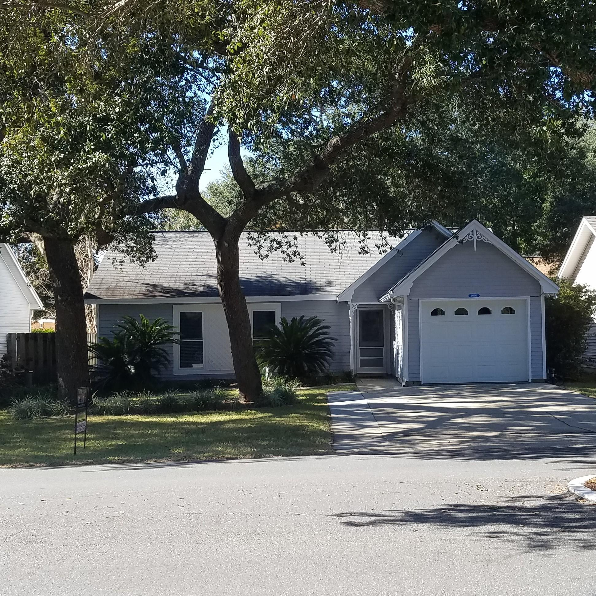 One of Niceville 3 Bedroom Homes for Sale at 3006  BLUE PINE LANE Lane