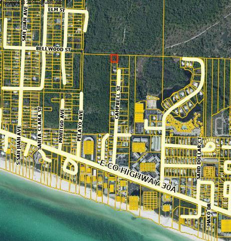 Campbell,Santa Rosa Beach,Florida 32459,Vacant land,Campbell,20131126143817002353000000