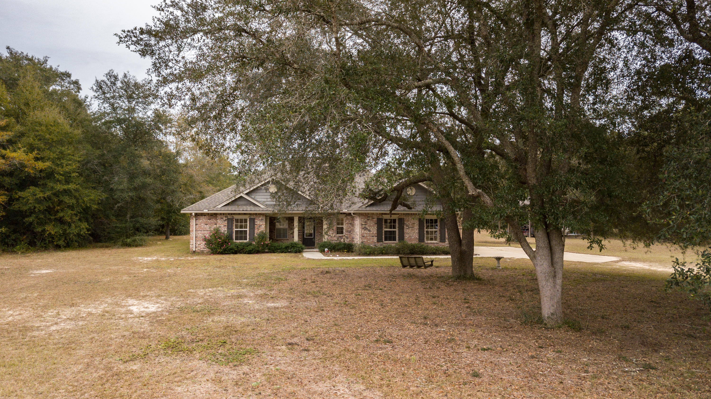 Photo of home for sale at 4570 Wilkerson Bluff, Holt FL