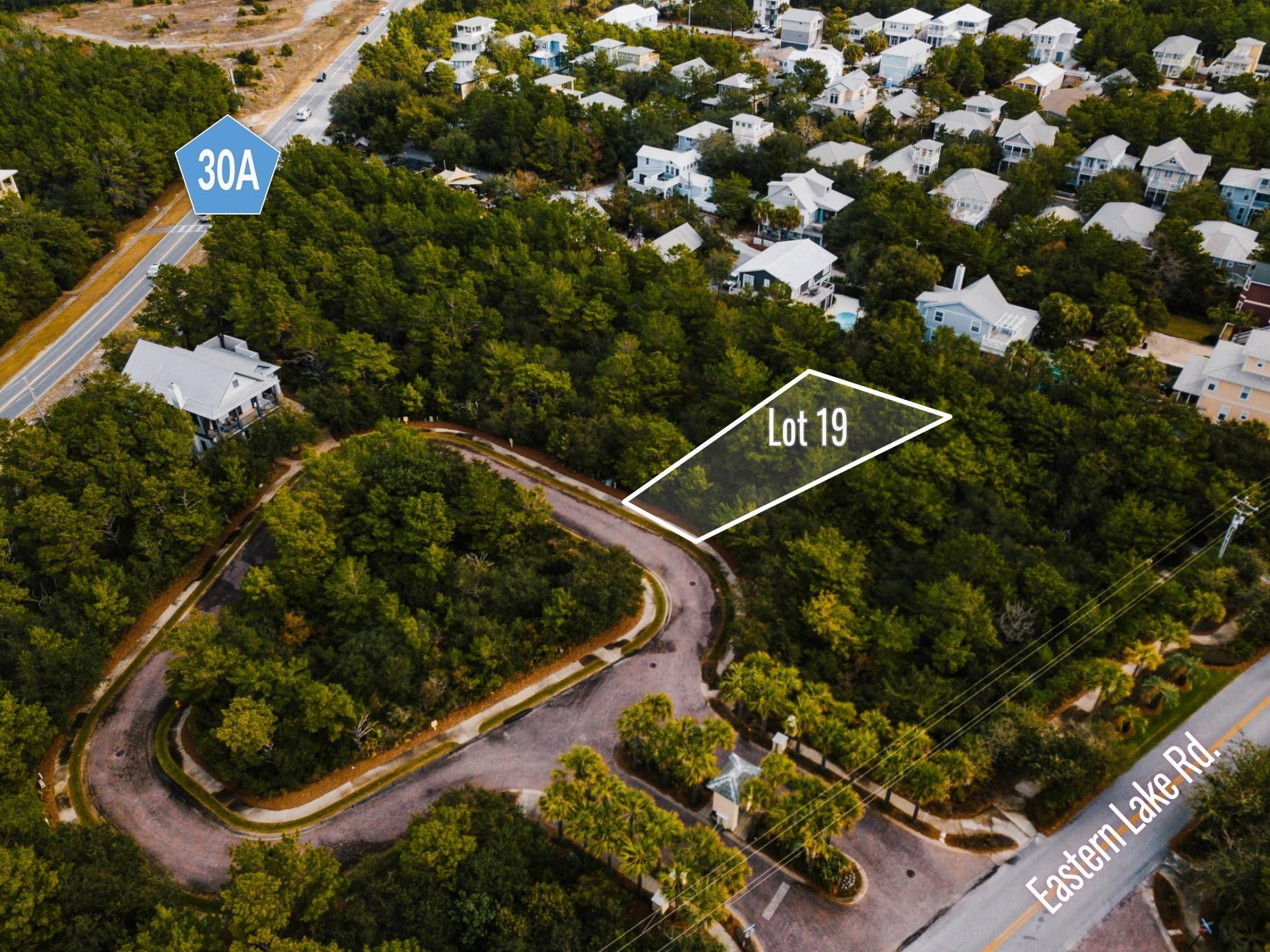 Photo of home for sale at LOT 19 N Heritage Dunes Lane, Santa Rosa Beach FL