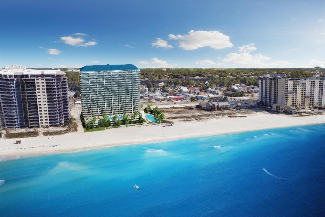 6161 THOMAS DRIVE #PENTHOUSE, PANAMA CITY BEACH, FL 32408