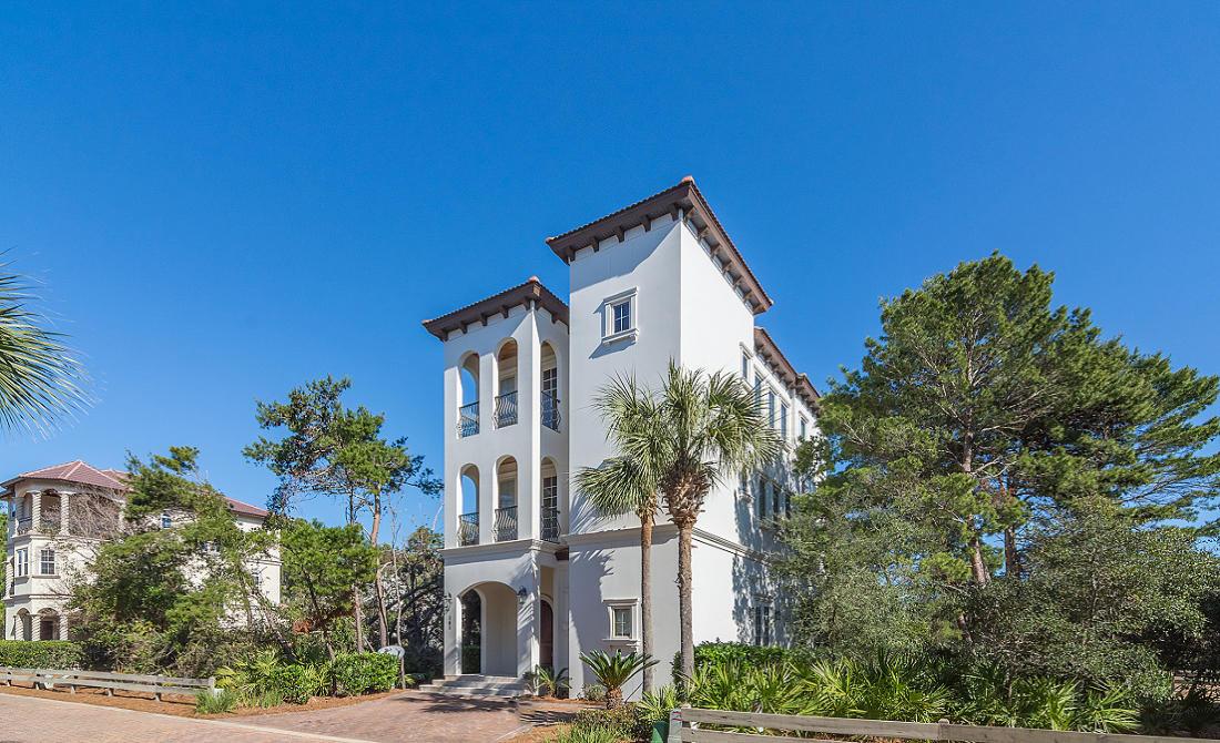 Photo of home for sale at 141 Palmeria, Santa Rosa Beach FL